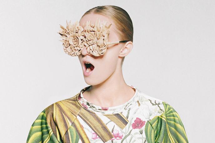 Botanical Layers by Masha Reva