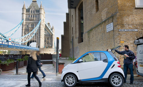 Auto technology to bypass global gridlock