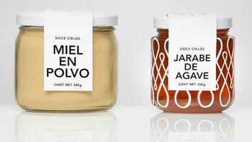 Sweet talking: Mexican honey Branding & Packaging rebranded