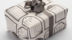 Keep it in the family: A gift-wrap that lasts
