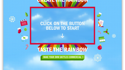 Rainbow coalition: Skittles advert engages fans
