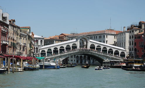 Diesel helps to restore Venice landmark