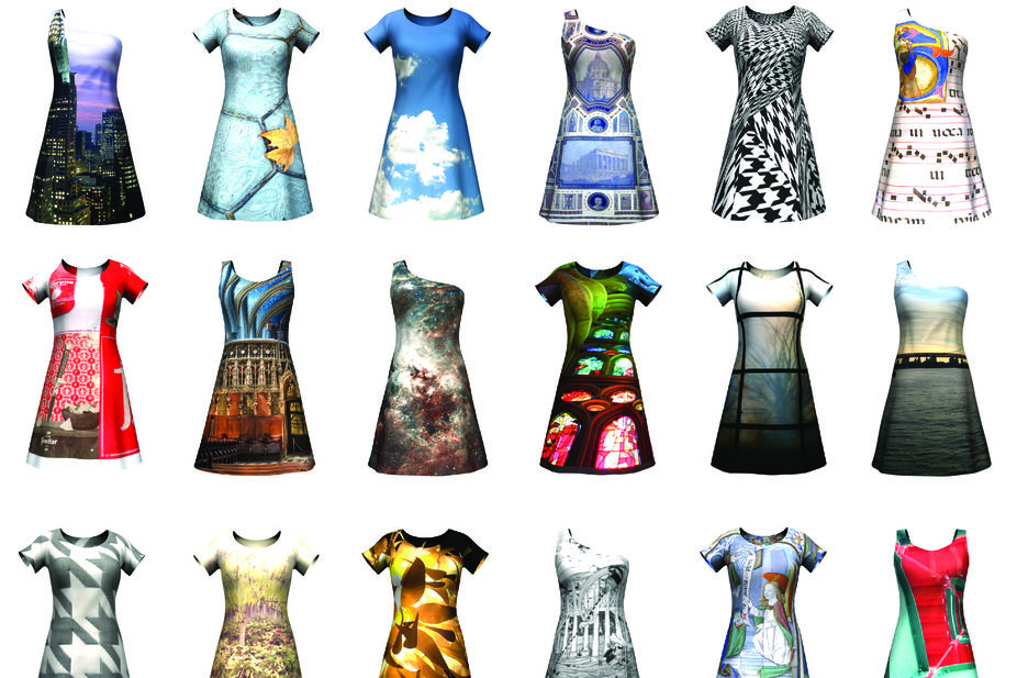 Lsn news custom made app to open clothes design to all for How to design shirts and sell them online
