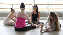 LuluLemon opens dance class and shopping club