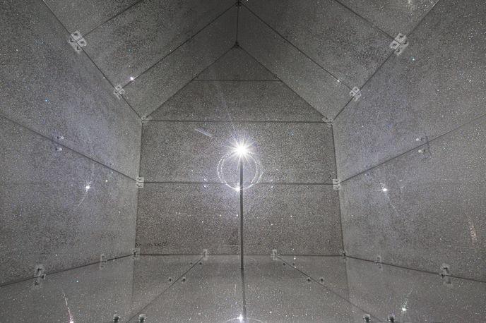 Parhelia by Asif Khan for Swarovski Crystal Palace at Design Miami 2012