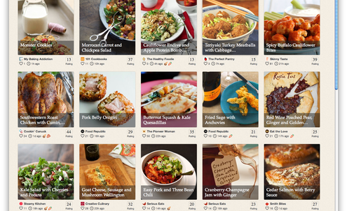 Punchfork takeover gives Pinterest added bite