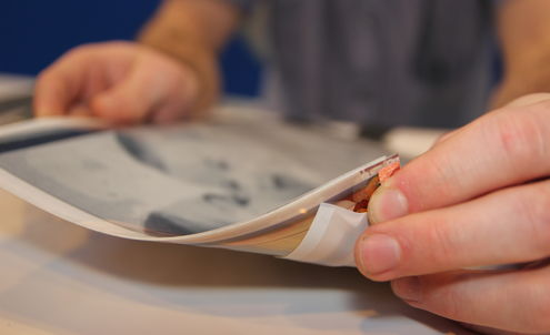 CES: PaperTab heralds a new age of flexible computing