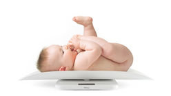 Worth its weight: Withings shows Smart Baby Scale at CES