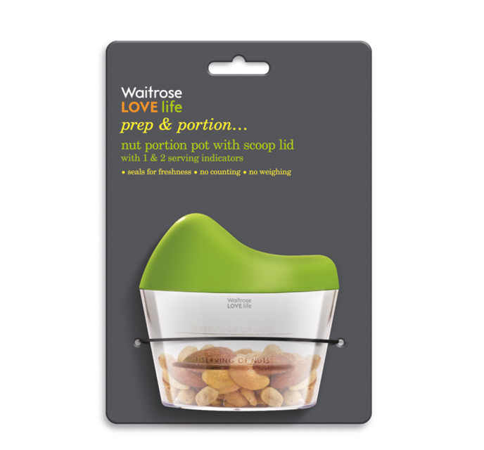 Prep & Portion for Waitrose by Pearlfisher