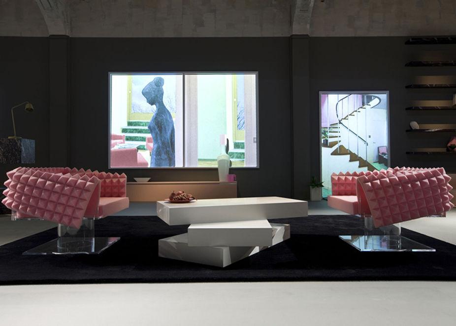 LSN : News : Hitting home: Prada turns models into characters