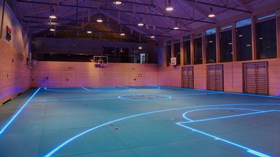 ASB Glass Floor