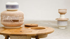 Euro craft: Table design reflects common values