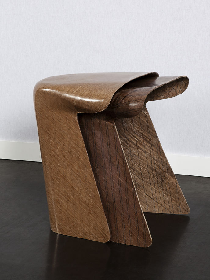 Toul stool by Trust in Design