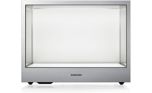 Video display case is more than window-dressing