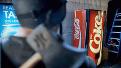 Soda wars: Pepsi film brand-jacks Coca-Cola