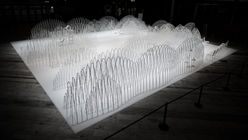 Peak show: Nendo moves mountains in Stockholm