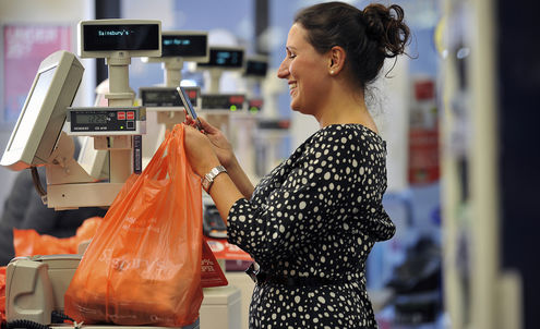 National Retail Federation's Big Show 2013: mobile unlocks consumer behaviour patterns