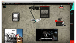Killer site: Lincoln slaying brought to life