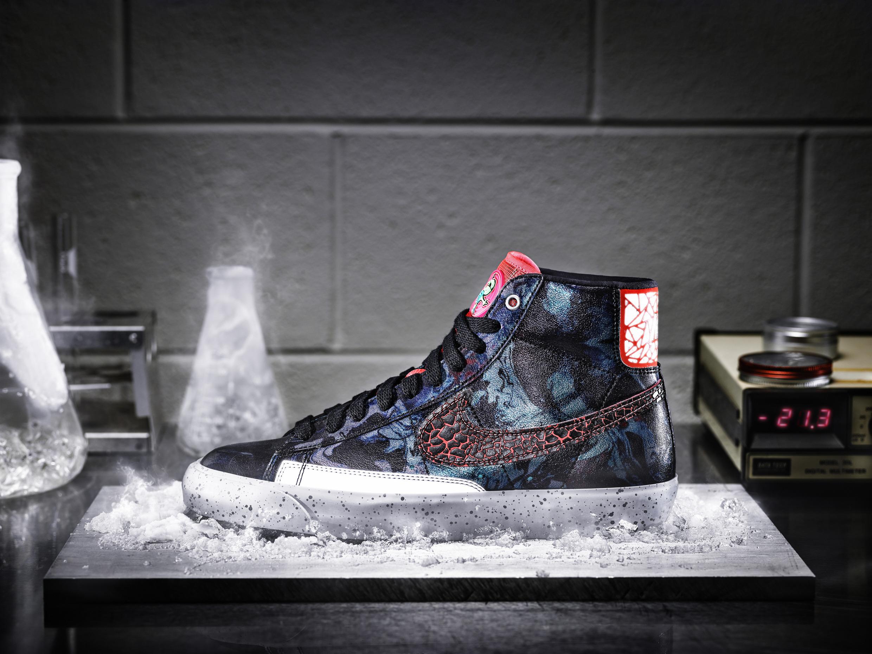 Nike Space craft
