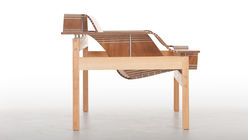 Bending the rules: A flexible way to make furniture