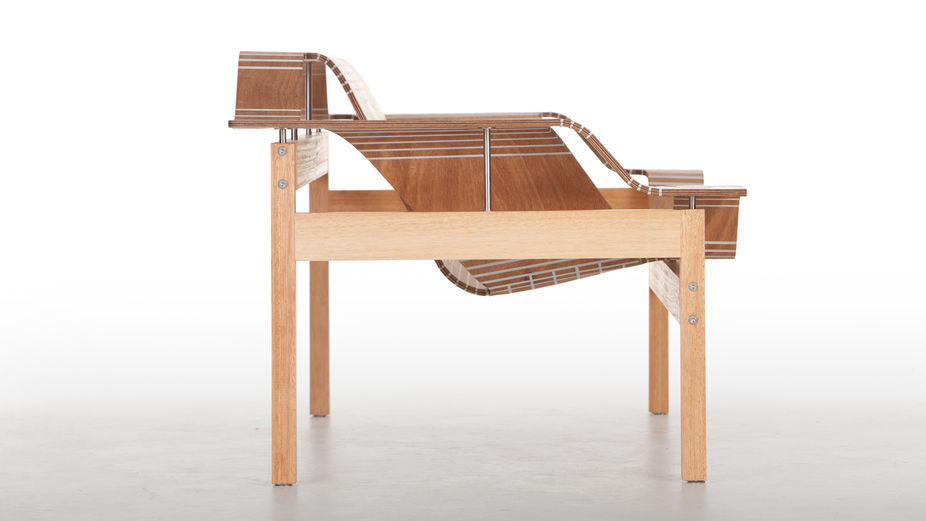 Lsn News Bending The Rules A Flexible Way To Make Furniture