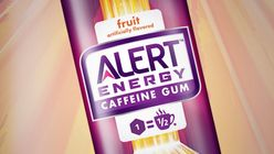 Wrigley to introduce caffeinated chewing gum