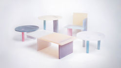 In a Haze: Designer unveils revealing furniture