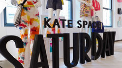 Kate Spade launches lower-priced Saturday brand