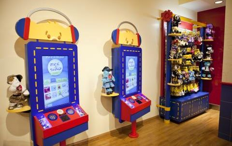 Build-a-Bear launches interactive retail concept