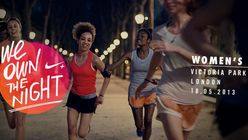 Night run: Nike and Elle organise women's exercise