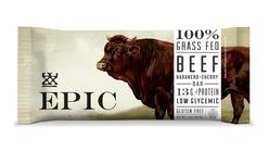 Epic taste: Protein bar offers the ultimate snack