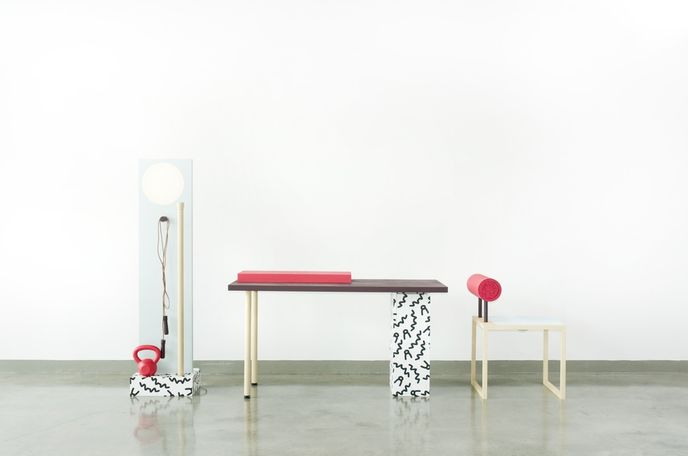 No sweat workspace by Darryl Agawin, Vancouver
