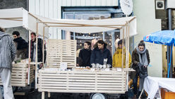 Revivalist food: ECAL students set out their stall