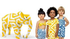 Gap Kids DvF line comes with photo-sharing app