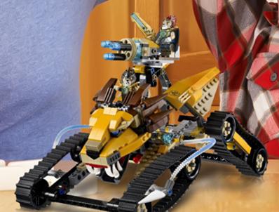 Lego rental service helps parents save