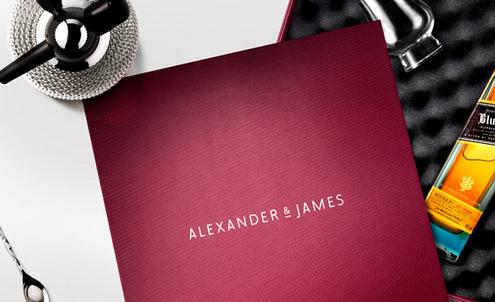 Alexander & James
