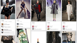 Chanel tops luxury brands on Pinterest
