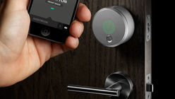 Smart lock: Security app lets users open their home remotely