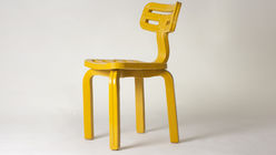 Budget seat: Designer makes low-price 3D-printed chair