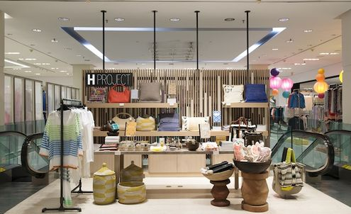 Holt Renfrew puts sustainable fashion at its heart