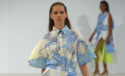 Show review: Graduate Fashion Week 2013