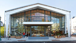 Sustainability Shed: Multi-use centre opens in US