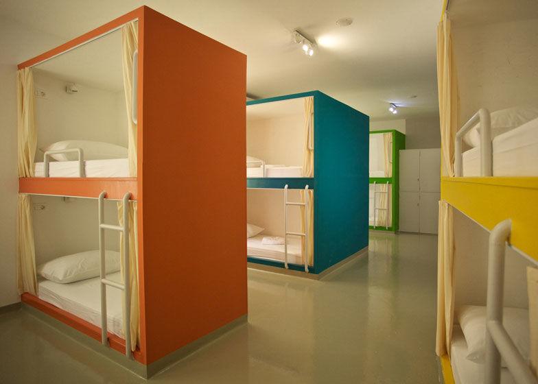 Lsn News Split Aesthetic Minimalist Hostel Opens In