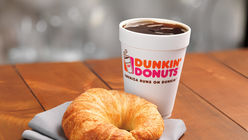 Dunkin' Donuts launches gluten-free pastries