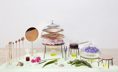 The Alchemist's Dressing Table
