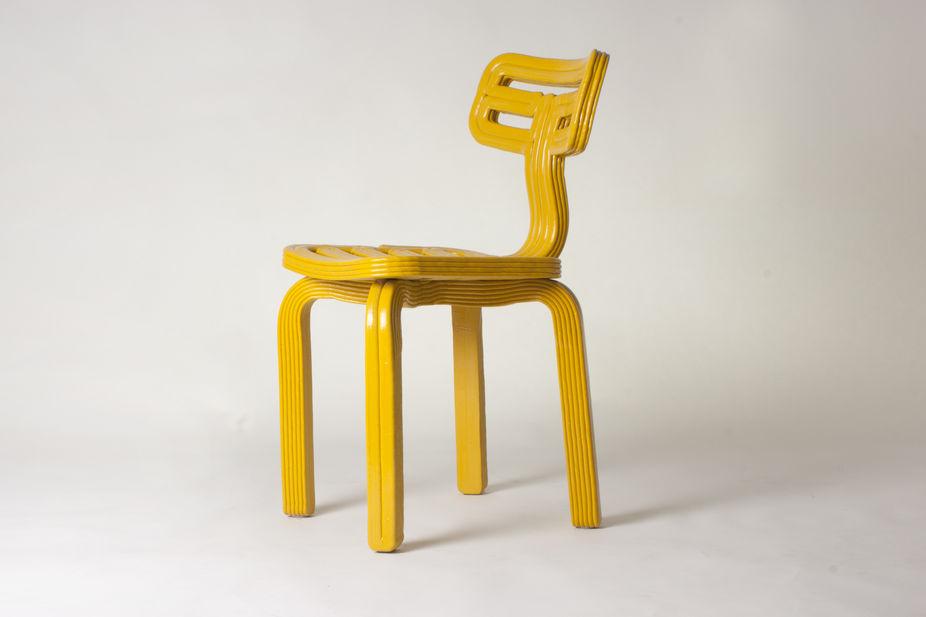 Lsn news budget seat designer makes low price 3d for Furniture 3d printing