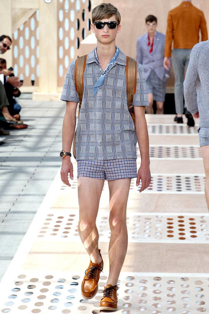 Louis Vuitton Menswear Summer 2014