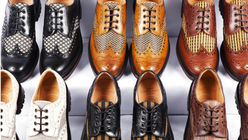 Shoe-gazing: Graduate shows sustainably tanned brogues