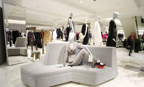 VIP retail spaces