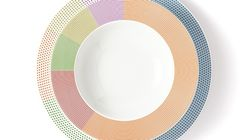 Eating by design: Coloured plates push healthy diet